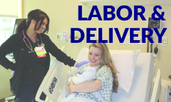 Labor and Delivery unit descriptions